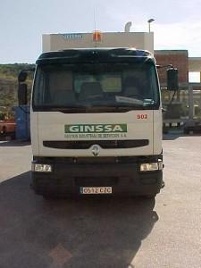 Camión de RSU